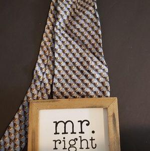 Eremengildo Zenga Vintage Tie